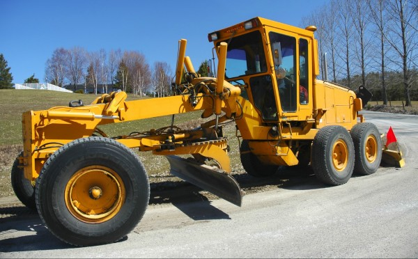 Operator Safety - Road Grader