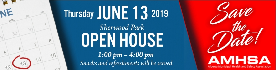 AMHSA Sherwood Park Open House