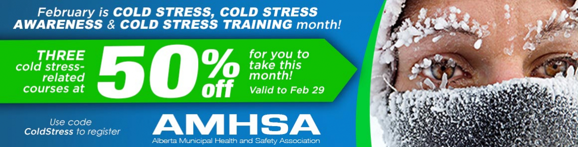 It's Cold Stress Awareness Month!