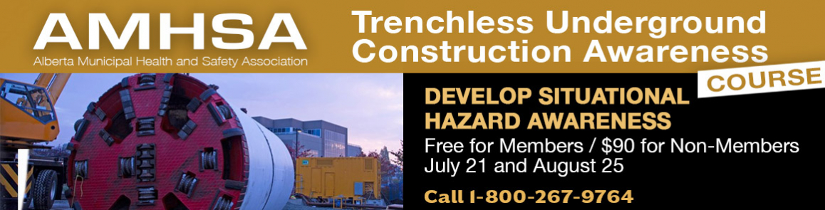 Trenchless Underground Construction Awareness Course
