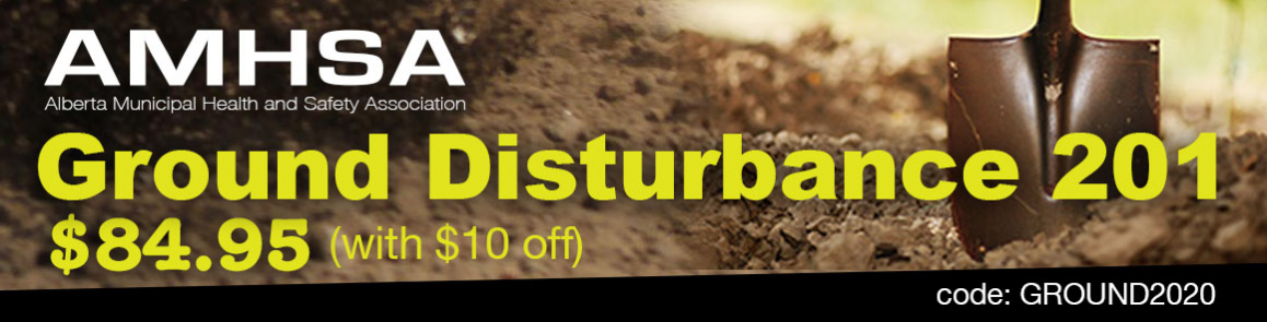 $10 off Ground Disturbance 201 online course